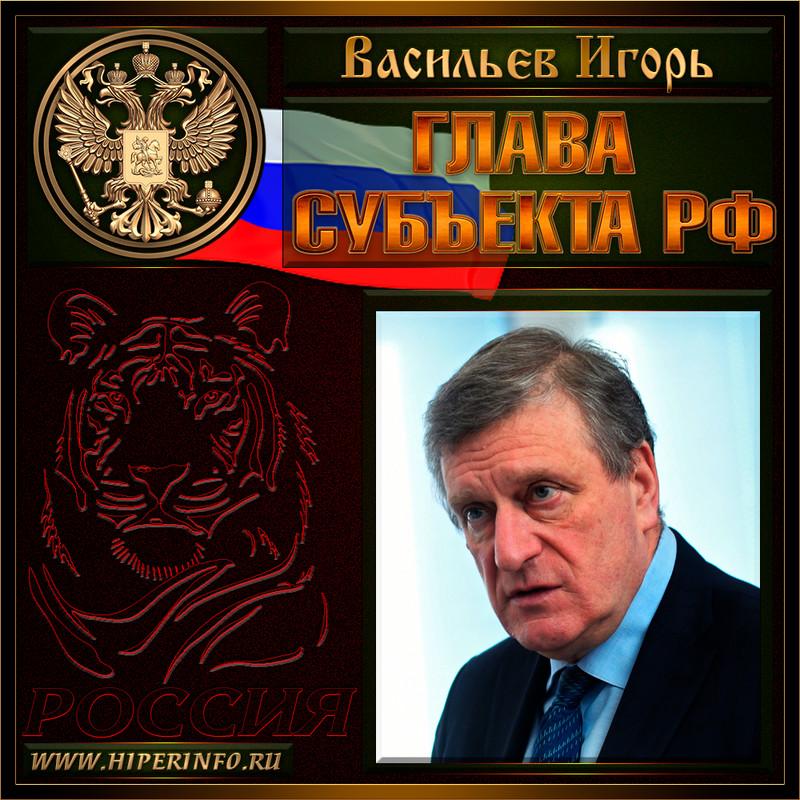 Васильев Игорь Владимирович