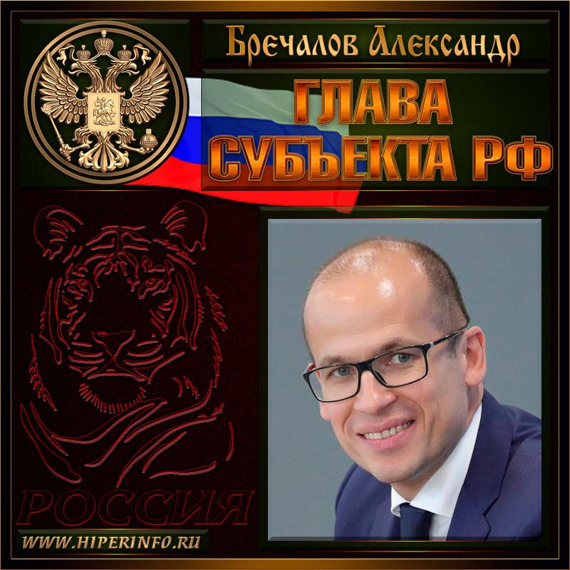 Бречалов Александр Владимирович