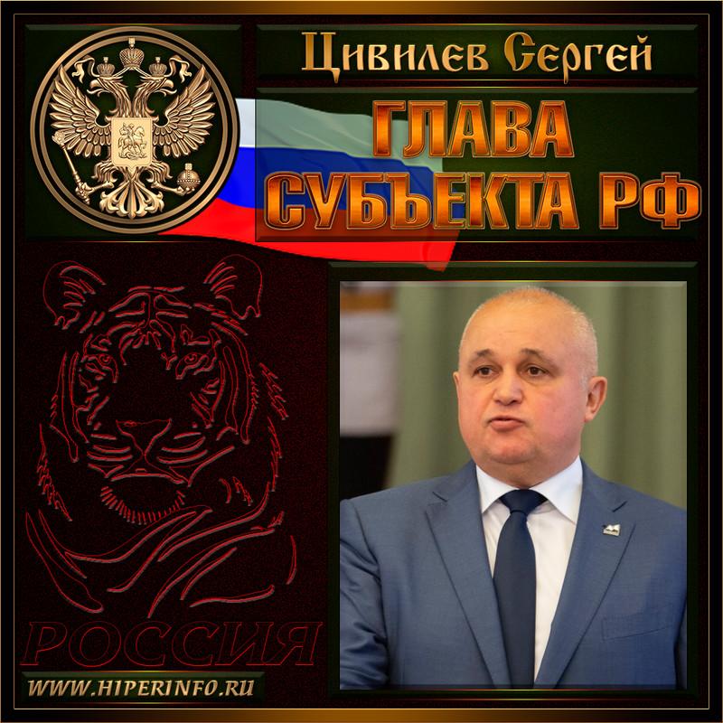 Цивилев Сергей Евгеньевич