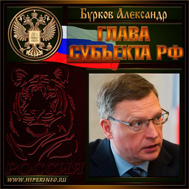 Бурков Александр Леонидович