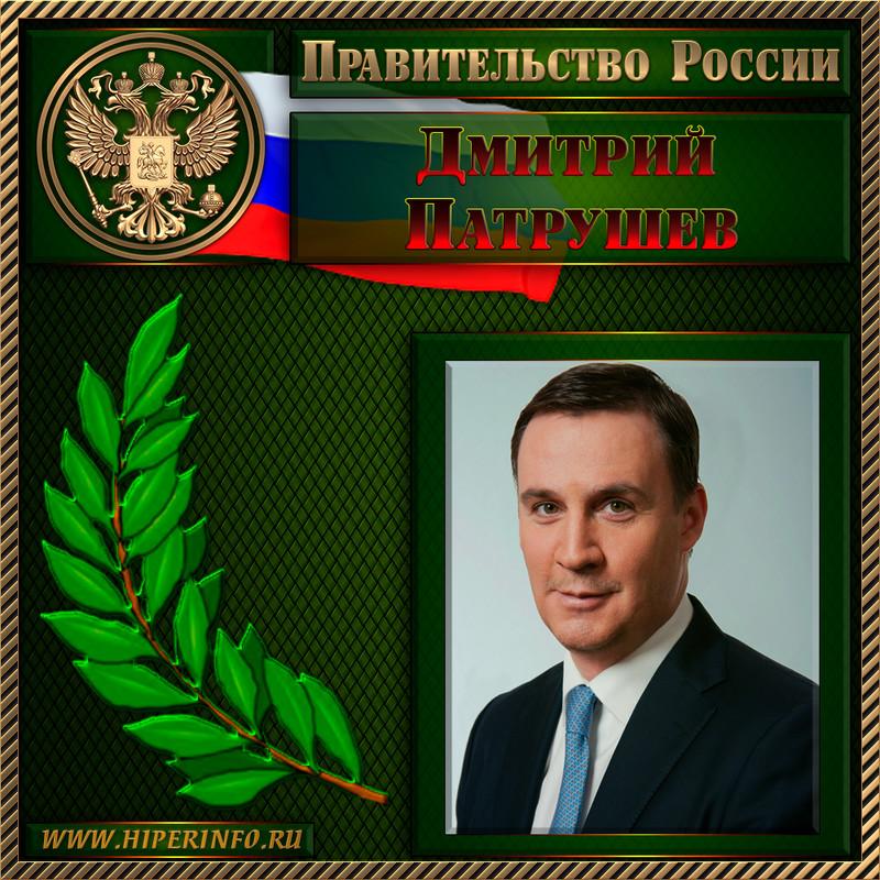 Патрушев Дмитрий Николаевич
